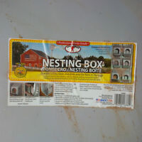 2 Poultry Nesting boxes