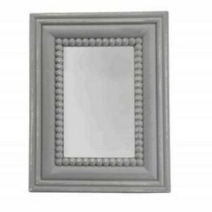 Gisela Graham Grey Antique style Wooden Picture Frame