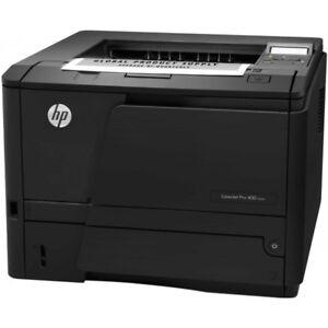 HP LaserJet Pro 400 M401n Monochrome Laser Printer - CZ195A