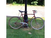 Vintage Peugeot bike / bicycle