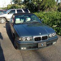 1996 BMW 3-Series 328I Cabriolet