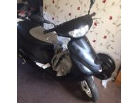 Pulse scout 50cc moped