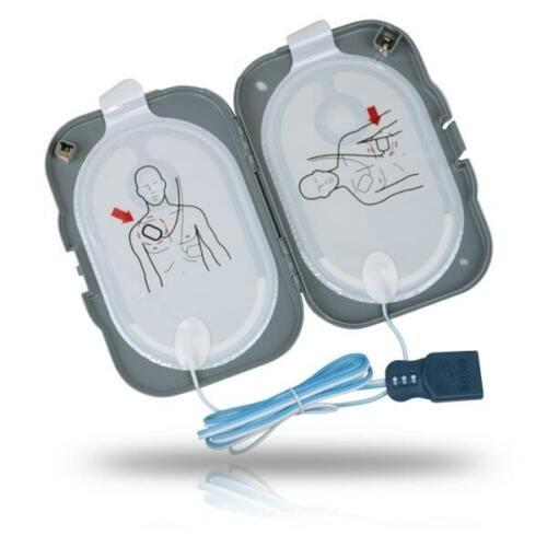 Philips Heartstart FRx Frx AED Smart Pads II 989803139261 Exp: 4-2022