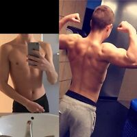 Need a trainer? These are my results in just 7 months