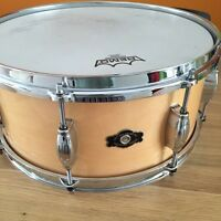 George Way maple snare (Dunnett) - 14x6.5