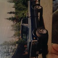 Looking for: 69' Chevy half ton 4x4 truck parts