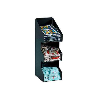 Countertop Vertical Lid & Condiment Organizer (3 Section) - Kitchen & Concession