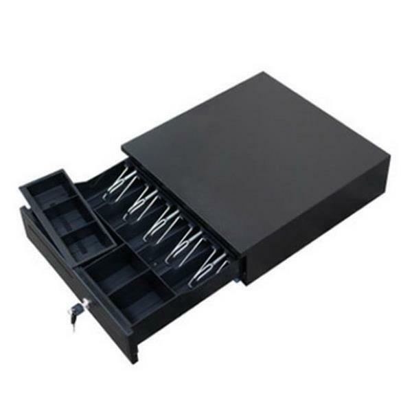 High-end Home Commercial Use Compartment Cash Box Holder Keeper Hot