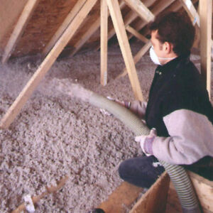 80% Off Attic Insulation