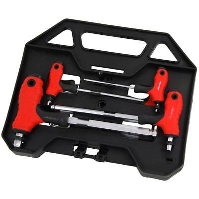 NEILSEN 8pc T-Handle BALL ENDED Allen Key HEX  set - Sizes 2 - 10MM for sale  Shipping to Ireland