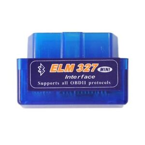 OBD2 II ELM327 Engine Scanner Bluetooth -Android-BlackBerry-Pc