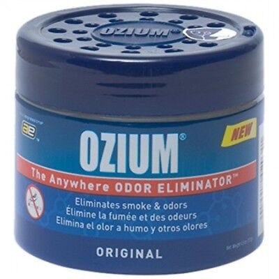 Ozium Gel Air Sanitizer 4.5 oz Original Air Freshener Smoke & Odor Eliminator