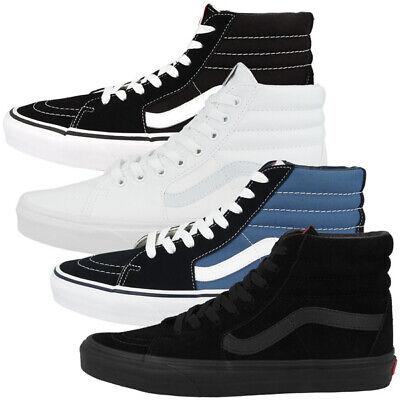 Vans SK8-HI Schuhe High Top Sneaker Freizeit Sport Sneakers Skaterschuhe D5I
