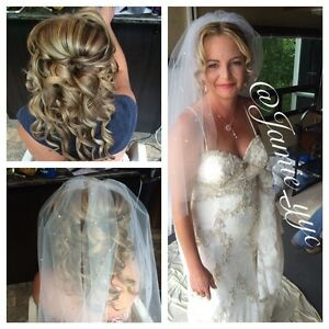 Professional Hairstylist (Updos&style)  ••Mobile Calgary••