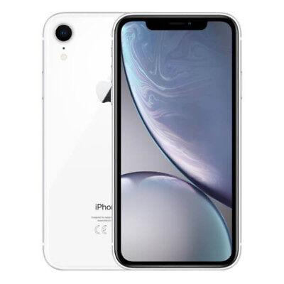 APPLE IPHONE XR 64GB TELEFONO MOVIL LIBRE SMARTPHONE COLOR BLANCO 4G MRY52QL/A