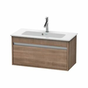 Duravit KT6423 Ketho Wall Mounted Compact Vanity Unit Ticino Che