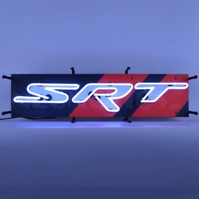 Dodge SRT Junior Neon Sign 5SMSRT w/ FREE Shipping