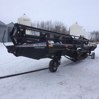 Macdon 963 to fit Lexion