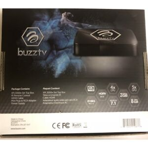 BUZZ TV 2gb for sale