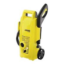 Karcher pressure cleaner with foaming lance and patio cleaner Sorrento Joondalup Area Preview