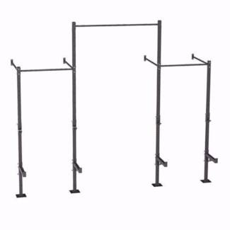 WALL MOUNTED 2 CELL RIG-PERFECT FOR CROSSFIT/STUDIO/GYM