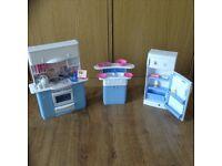 Official Barbie kitchen
