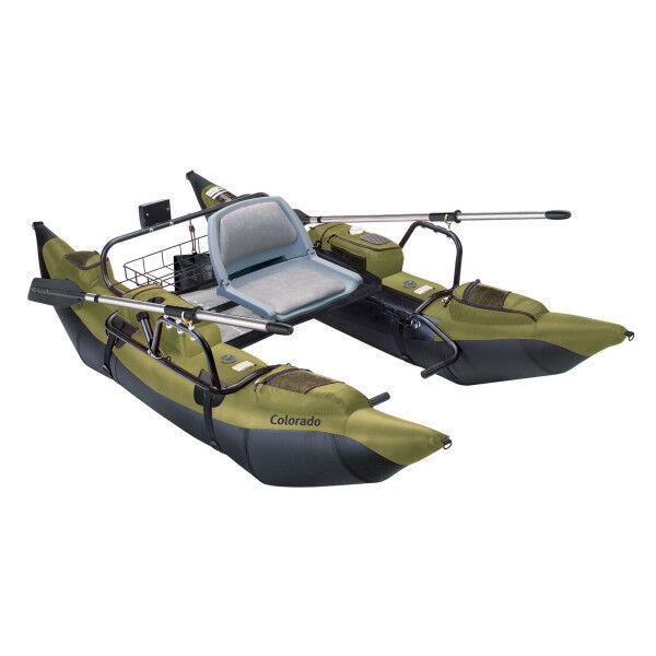 Trout Unlimited Colorado Pontoon Boat