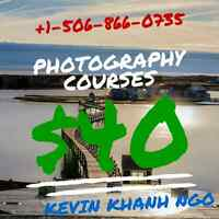 Photography Courses One-on-One
