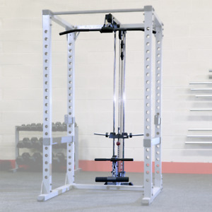 Bodysolid Pro Power Rack Weight System
