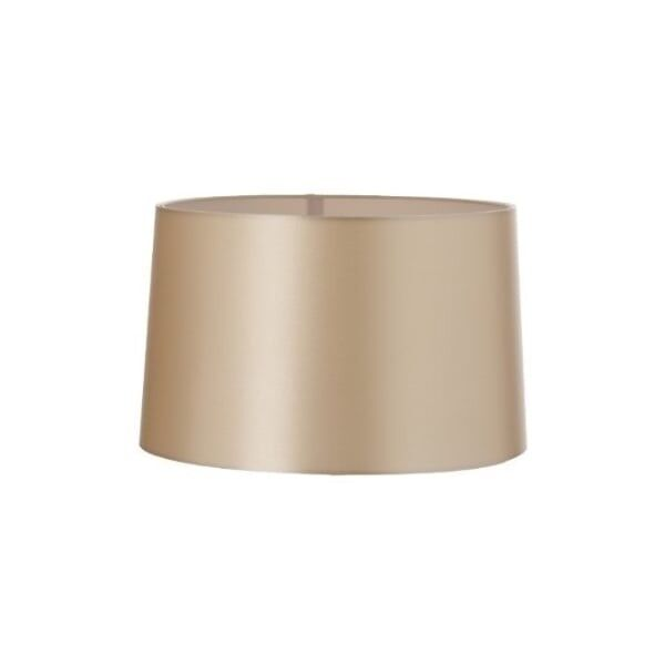 1 x Pale Gold Luxe Shade 46cm by RV Astley