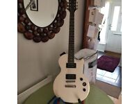 Epiphone special II guitar white
