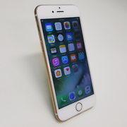 IPHONE 6 128GB GOLD WITH TAX INVOICE AND WARRANTY Southport Gold Coast City Preview