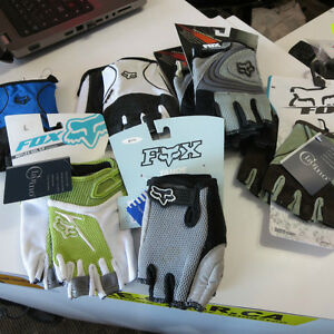 FOX Ladies BMX Gloves Bicycle NEW $5.00