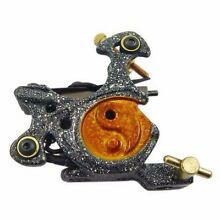Tattoo Machine Ying and Yang Design! Arana Hills Brisbane North West Preview