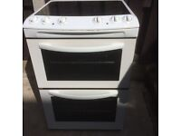 Hotpoint Electric cooker in white 60 cm