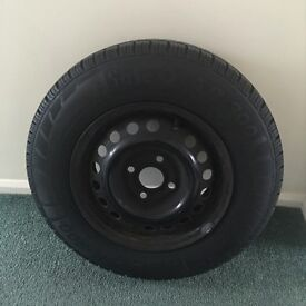 Fate O AR-300 Car / Van Tyre 165/80R13 Unused Pips still on
