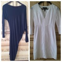 2 BCBG DRESSES - NEVER WORN