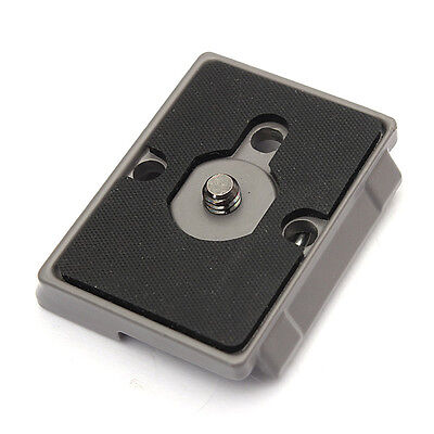 1/4'' Screw Quick Release Plate for Bogen Manfrotto QR 200PL-14 RC2 System UK