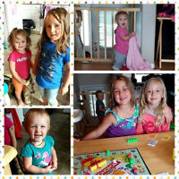 Daycare Openings Reasonable Rates.