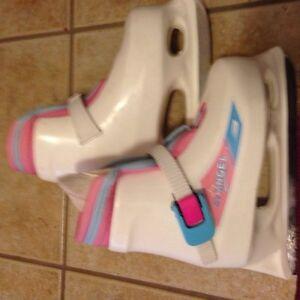 Lil angle girls skates size 10-11