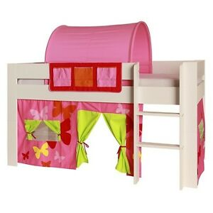 spielbett vorhang ebay. Black Bedroom Furniture Sets. Home Design Ideas