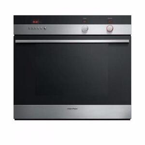 Four simple encastré 30'', Acier inoxydable, Fisher & Paykel
