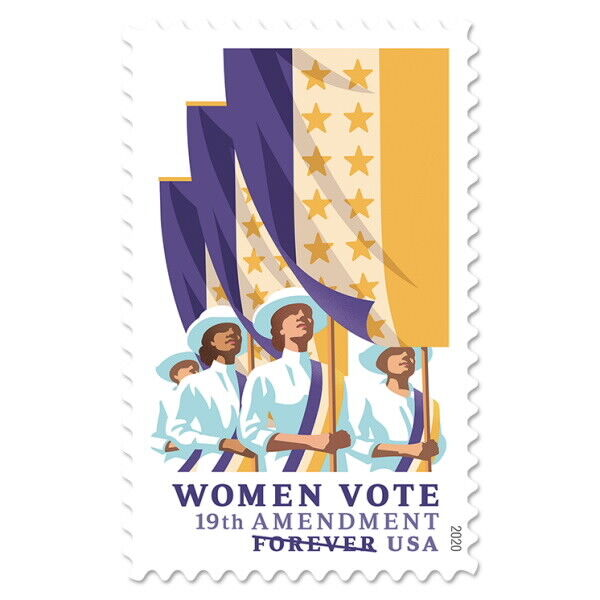 USPS New 19th Amendment: Women Vote