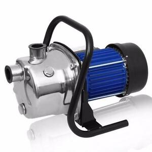 Pump - 1.6 hp electric clean water Garden Booster Pump: Ground Shipping Included