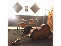 Band wanted for rehearsal studio share in Bristol