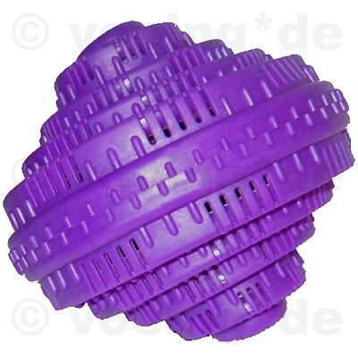 Natürliche Waschmittel (Wäscheball Öko-Ball Ökoball Waschball mit natürlichen Mineralstoffen & Rosenduft)