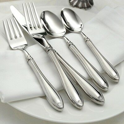 Oneida Sheraton 20 Piece Service for 4 18/10 Stainless