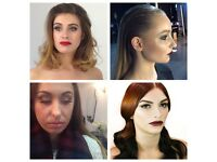 Mobile Pro Makeup Artist, Mac trained & Hair stylist for Prom, Weddings & Special Occassion,