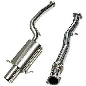 Turbo XS Catback Exhaust System for Subaru Forester XT 2002-2008 FXT04-CBE