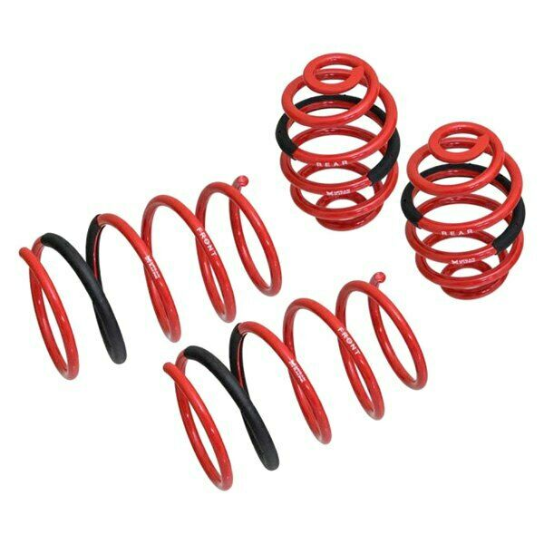 For BMW Z3 1996-2001 Megan Racing Front & Rear Lowering Coil Springs
